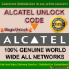 Alcatel WorldWide ALL Networks Unlock Code & SPCK CODE