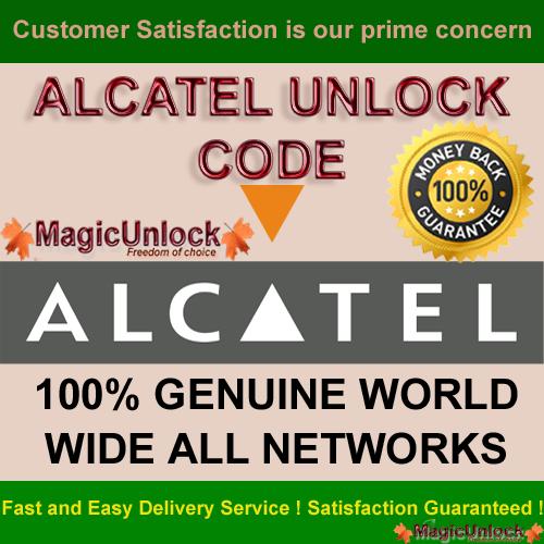 sim unlock code generator alcatel one touch
