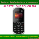 ALCATEL ONE TOUCH 308 Network Key / Unlock Code