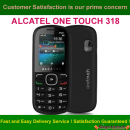 ALCATEL ONE TOUCH 318 Network Key / Unlock Code