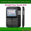 Alcatel OT-916A Network key / Unlock Code
