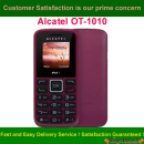 Alcatel OT-1010 Network Key / Unlock Code