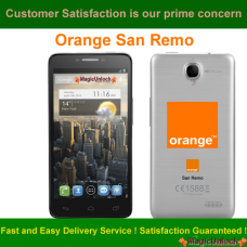 Orange San Remo SIM network unlock pin / Enter SIM Me Lock