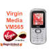 Virgin Media VM565 Network Key / Unlock Code
