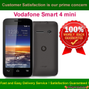 Vodafone Smart 4 Mini Enter SIM Me Lock / SIM network unlock pin