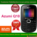 Azumi Q10 Network Unlock Code / SIM network unlock pin