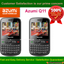 Azumi Q11 Network Unlock Code / SIM network unlock pin