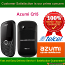 Azumi Tzuki Slim Network Unlock Code / SIM network unlock pin