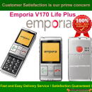 Emporia V170 Life Plus Network Unlock Code / SIM locked unlocking