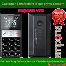 Emporia VF4 Network Unlock Code / SIM locked unlocking