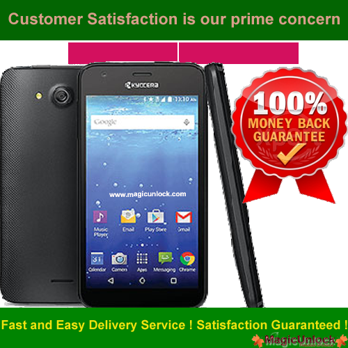 Kyocera C6740N Mobile Device Unlock By App - Android Official Unlock