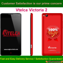 Vtelca Victoria 2 SIM Network Unlock Pin / Network Unlock Code