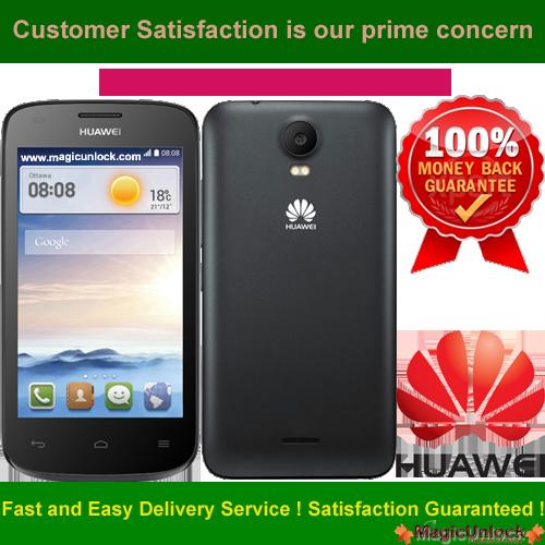 Huawei Ascend Y336-U02 Sim Network Unlock Pin / SIM Service Provider Unlock  Pin