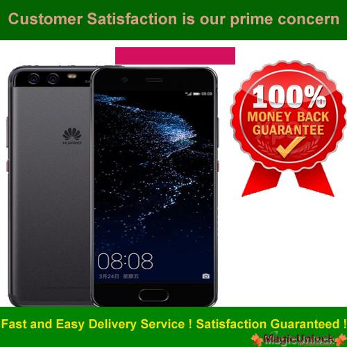 Huawei P10 LTE ( VTR-L09 )Sim Network Unlock Pin / NP Code