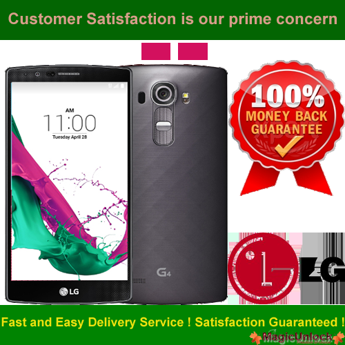 LG G4™ T-MOBILE H811 Mobile Device Unlock By App - Android Official
