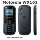 Motorola WX161 Subsidy Password / Network Unlock Code