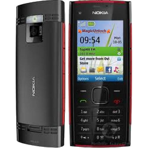 NOKIA X2-00 Network Unlock Code - 734.2KB