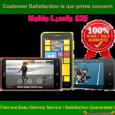 NOKIA Lumia 625 Enter Pin Code / Network Unlock Code