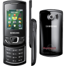 Samsung Monte Slider E2550 in black Network Unlock Code