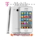 T-Mobile Energy white Sim Network Unlock Pin