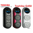 Toshiba G450 Network Unlock Code