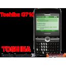 Toshiba G710 Network Unlock Code