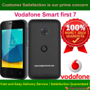 Vodafone Smart First 7 Enter SIM Me Lock / SIM network unlock pin