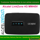 Alcatel Onetouch MW40V Modem SIM Lock Required Code / NCK Code