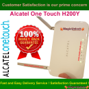 Alcatel One Touch H200Y Modem SIM Lock Required Code / NCK Code
