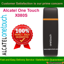 Alcatel One Touch X080S Modem Network Unlock Code / NCK Code