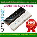 Alcatel One Touch X200S Modem Network Unlock Code / NCK Code