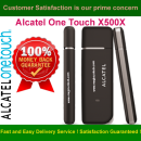 Alcatel One Touch X500X Modem Network Unlock Code / NCK Code