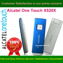 Alcatel One Touch X520X  Modem Network Unlock Code / NCK Code