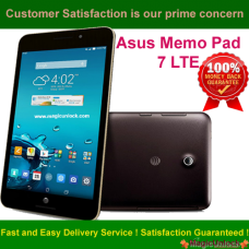 Asus Memo Pad 7 LTE Network Unlock Code / SIM Network Unlock Pin