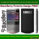 BlackBerry Porsche Design P9981 Network Unlock Code / MEP Code