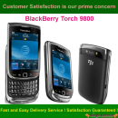 Blackberry Torch 9800 Unlock Code worldwide all network