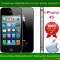 Apple iPhone 4S Permanent Unlocking Service by IMEI