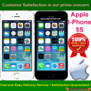 Apple iPhone 5S Permanent Unlocking Service by IMEI