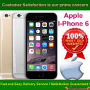 Apple iPhone 6 Permanent Unlocking Service by IMEI
