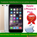 Apple iPhone 6 Plus Permanent Unlocking Service by IMEI