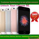 Apple iPhone SE Permanent Unlocking Service by IMEI