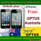 iPhone 5C, 5S, 5, 4S, 4, 3GS & 3G ( including Blocked / Barred) Permanent Unlocking service by imei from Optus(Singtel) Australia network