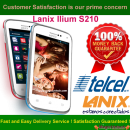 Lanix Ilium S210 Network Unlock Code / SIM network unlock pin