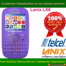 Lanix LX6 Network Unlock Code / SIM network unlock pin
