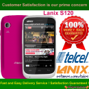 Lanix S120 Network Unlock Code / SIM network unlock pin