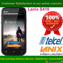 Lanix S410 Network Unlock Code / SIM network unlock pin