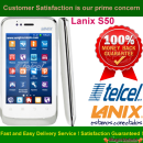 Lanix S50 Network Unlock Code / SIM network unlock pin