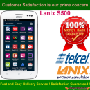 Lanix S500 Network Unlock Code / SIM network unlock pin