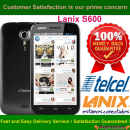 Lanix S600 Network Unlock Code / SIM network unlock pin
