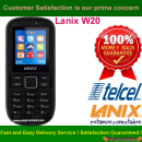 Lanix W20 Network Unlock Code / SIM network unlock pin